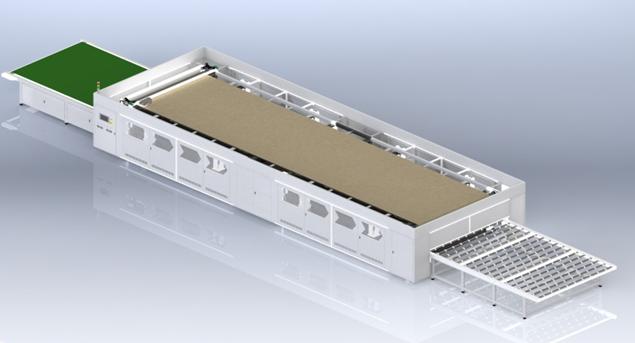 太阳能电池组件层压机