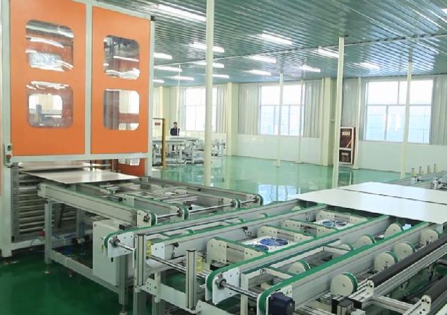 组件自动化生产线