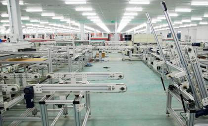 扬中光伏组件生产线