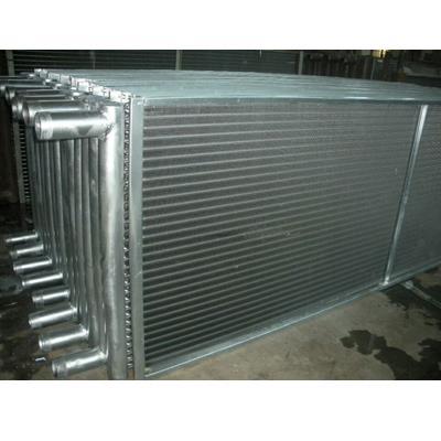 空调表冷器加工