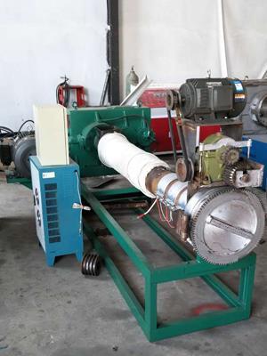 135油膜料专用造粒机