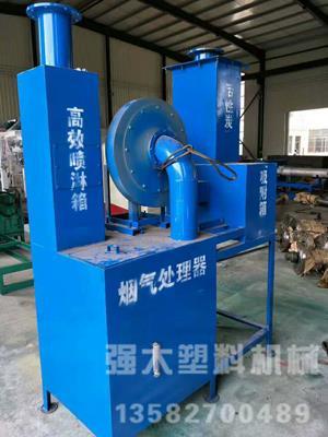 喷淋加活性炭的净化设备