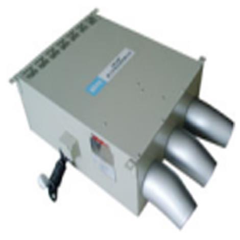 YDF系列低噪声诱导风机