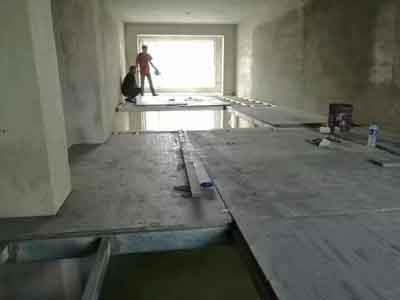 LOFT钢结构楼层板生产厂家