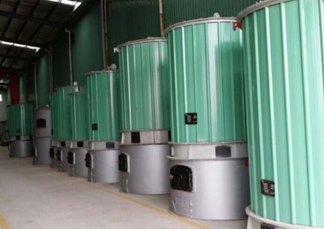 YGL-SZ立式燃煤有机热载体炉