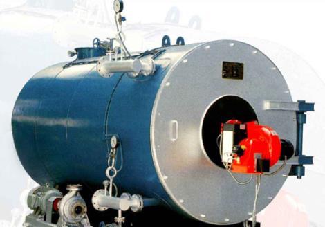 60万大卡燃油导热油炉