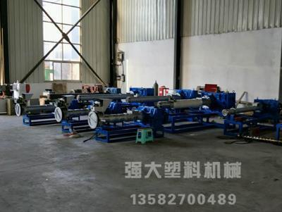 塑料造粒机生产厂家