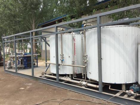 改性乳化沥青设备机组