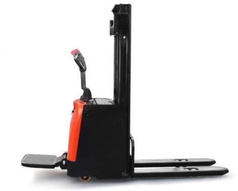 1.2/1.5吨电子转向踏板式电动堆高车