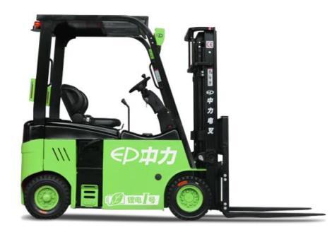 锂电1号1.5吨/2吨锂电池叉车