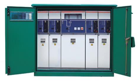 户外共箱式全充气环网柜