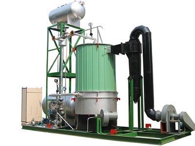 整装式导热油炉