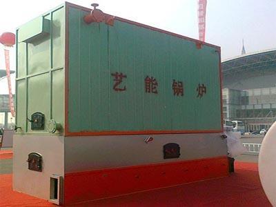 YLW-MA系列链条炉排卧式燃煤导热油炉
