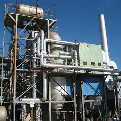 YGL-F系列燃废木材导热油炉