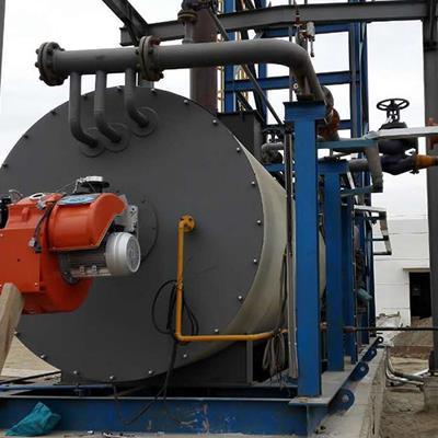 燃气卧式导热油炉