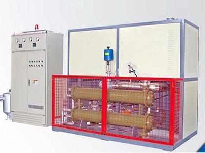 纸箱机械用导热油炉