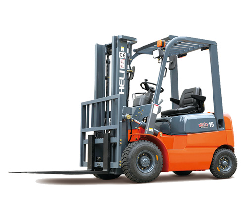 1-1.8吨柴油/汽油/液化气平衡重式叉