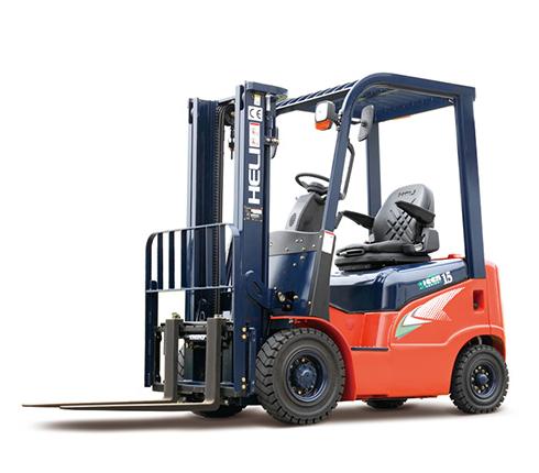1-1.8吨柴油/汽油/液化平衡重式叉车