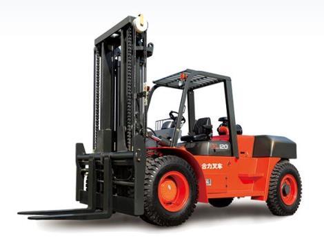 轻型12吨内燃平衡重叉车