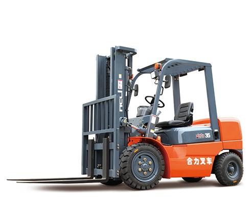 2-3.5吨柴油/汽油/液化平衡重式叉车