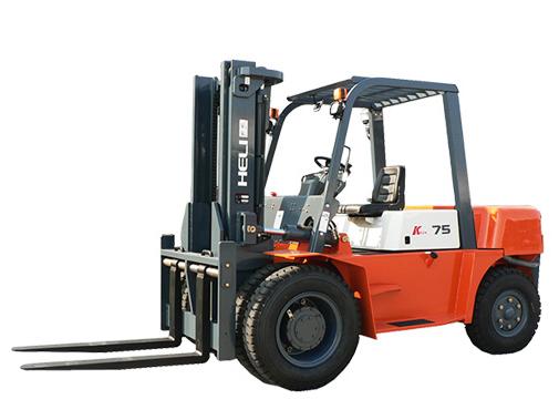 7.5吨柴油平衡重式叉车(含石材车)