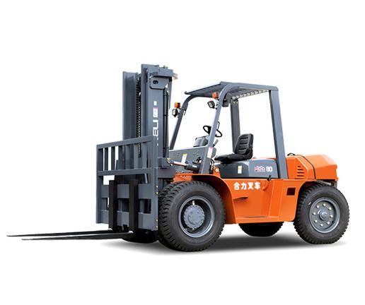8-10吨柴油平衡重式叉车