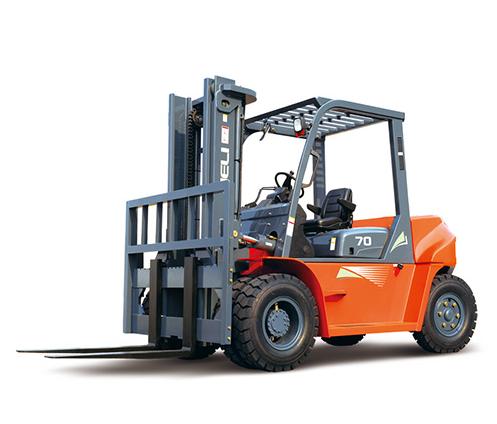 5-7吨柴油/汽油/液化平衡重式叉车