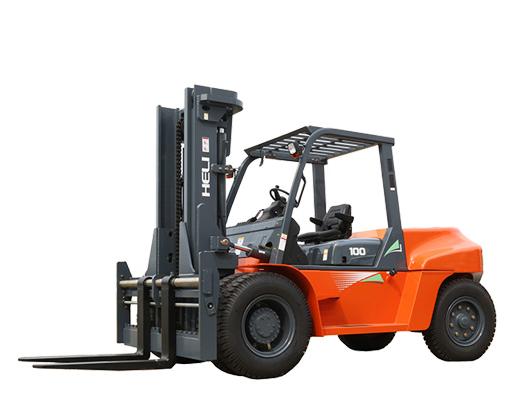 8.5-10吨柴油平衡重式的叉车