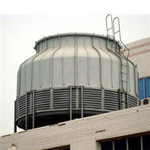 天津圆形逆流式冷却塔