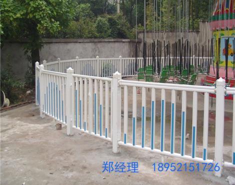 塑钢护栏定制