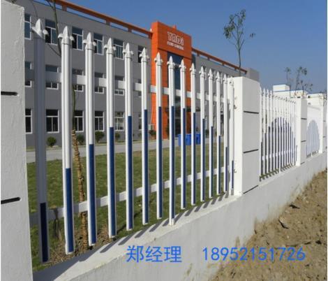 塑钢护栏样式