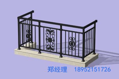 铁艺护栏样式
