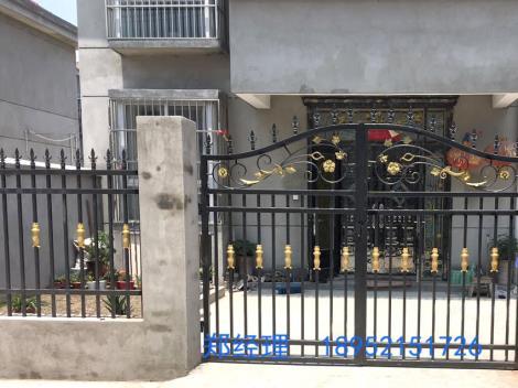 锌钢铁艺护栏