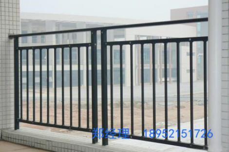 锌钢铁艺护栏定制