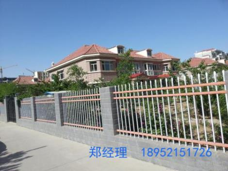 锌钢铁艺护栏生产厂家