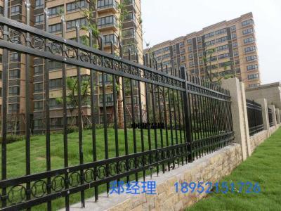 锌钢铁艺护栏样式