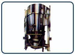 LDP型流化制粒包衣干燥机