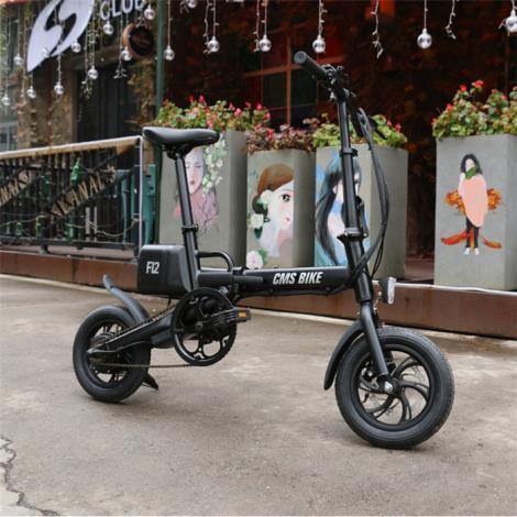 城市折叠车