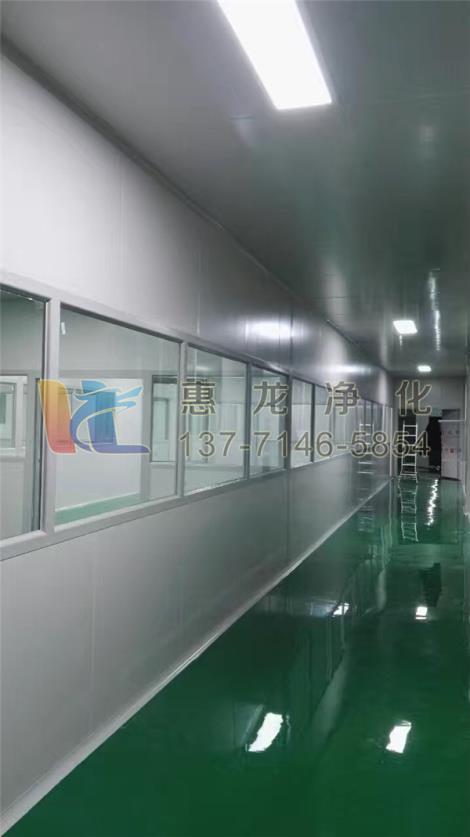 锡山净化工程专业厂家