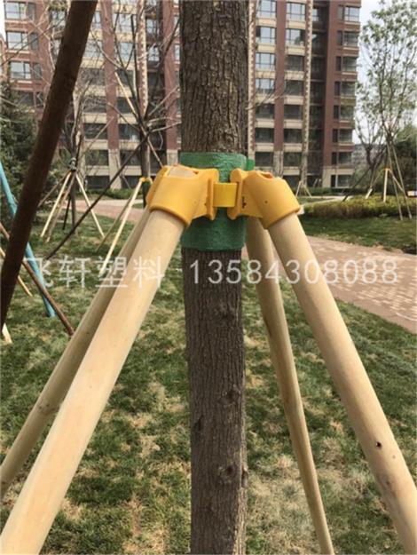 塑料园林杆