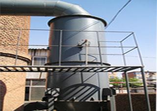 旋流脱硫除尘器