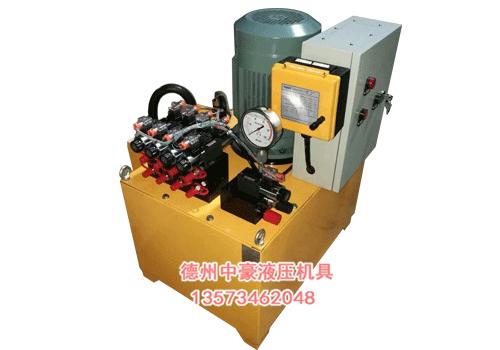遥控电动泵