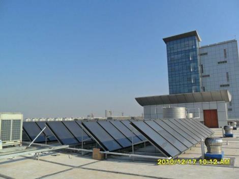 賓館太陽能及空氣源