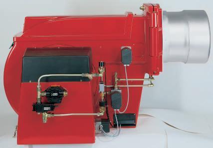60#燃油燃烧器