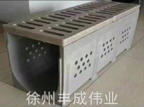模压树脂盖板(带渗水孔)