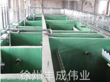 磷化池防腐