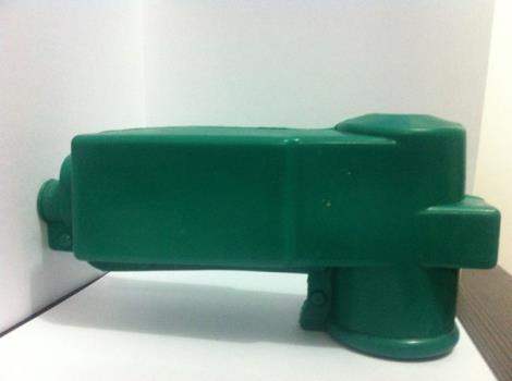 变压器低压桩头水平出线护罩D009