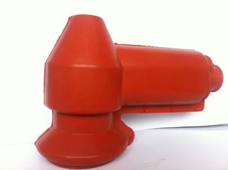 变压器高压桩头端子水平出线护罩