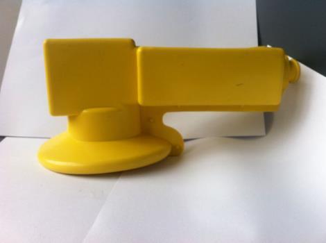 变压器高压桩头水平出线护罩G004