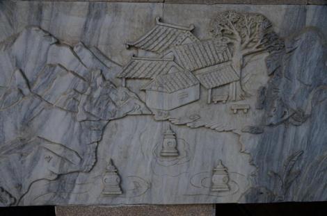 宿迁砂岩雕塑